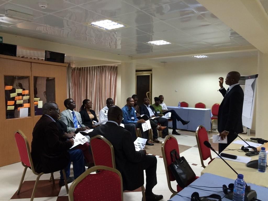 Ghana Seminar